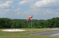 Newton Memorial Hospital Heliport (7NJ3) - Newton's emergency medical helipad overlooks the forested hilsides of Sussex County. - by Daniel L. Berek