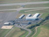 Williamsport Regional Airport (IPT) - DeGol - the FBO....the only FBO? - by Sam Andrews