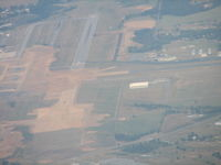 Eastern Wv Rgnl/shepherd Fld Airport (MRB) - From 5500' - by Sam Andrews