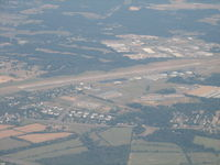 Winchester Regional Airport (OKV) - From 5500' - by Sam Andrews