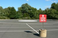 N U I Heliport (68NJ) - NUI is at the end of an office complex parking lot, near Bridgewater Commons. - by Daniel L. Berek