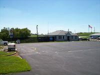 Fleming-mason Airport (FGX) - Main Ramp - by Mark Pasqualino