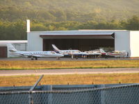 Williamsport Regional Airport (IPT) - Busy day! - by Sam Andrews