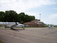 Port Meadville Airport (GKJ) - Main Terminal - by Mark Pasqualino