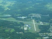 Hartness State (springfield) Airport (VSF) - Springfield, VT - by Mark Pasqualino