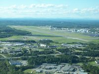 Bangor International Airport (BGR) - Bangor, ME - by Mark Pasqualino