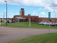 Charlottetown Airport, Charlottetown, Prince Edward Island Canada (CYYG) - Airline Terminal - by Mark Pasqualino