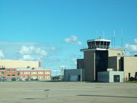 Greater Moncton International Airport (Moncton/Greater Moncton International Airport) - Control Tower - by Mark Pasqualino