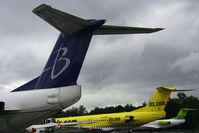 Cologne Bonn Airport, Cologne/Bonn Germany (CGN) - Tails - by Wolfgang Zilske