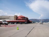Eagle County Regional Airport (EGE) - General Aviation Terminal - by Mark Pasqualino
