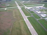 Southern Wisconsin Regional Airport (JVL) - Janesville, WI - by Mark Pasqualino