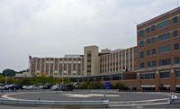 St Barnabas Medical Center Heliport (08NJ) - This heliport serves the emergency wing of Saint Barnabas Medical Center, Livingston, NJ. - by Daniel L. Berek