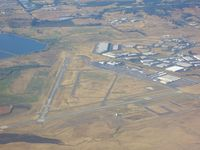 Napa County Airport (APC) - Aerial view of Napa County Airport - by JT$