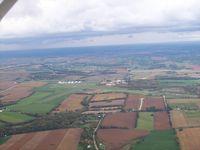 Monroe Municipal Airport (EFT) - Monroe, WI - by Mark Pasqualino