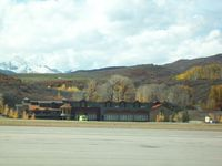 Aspen-pitkin Co/sardy Field Airport (ASE) - Aspen airport firestation - by Mark Pasqualino