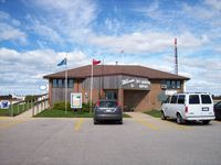 Goderich Airport (Goderich Municipal Airport) - Executive Terminal at Goderich, Ontario - by Mark Pasqualino