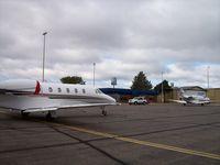 St Cloud Regional Airport (STC) - General Aviation Ramp - by Mark Pasqualino
