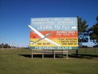 Baraboo Wisconsin Dells Airport (DLL) - Baraboo, WI - by Mark Pasqualino