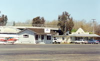 Lodi Airport (1O3) - Office and Coffee Shop - by Bill Larkins