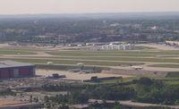 Hartsfield - Jackson Atlanta International Airport (ATL) - arriving - by Florida Metal