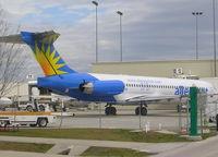 Orlando Sanford International Airport (SFB) - Allegiant Air at Sanford - by Florida Metal