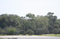 Spruce Creek Airport (7FL6) - landing at Spruce Creek - by Florida Metal