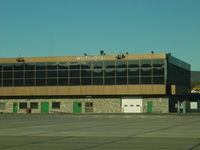 Whitehorse International Airport - Main Terminal  Whitehorse, Yukon - by Mark Pasqualino