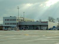 John Paul II International Airport Kraków-Balice, Kraków Poland (EPKK) - EPKK/KRK - Ramp Cargo - by Artur Bado?