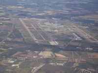 Austin-bergstrom International Airport (AUS) - Austin Bergstrom International - by Mark Pasqualino