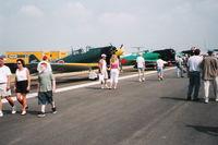 James M Cox Dayton International Airport (DAY) - Pearl Harbor planes - by Florida Metal