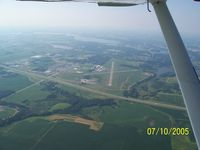 Albert Lea Municipal Airport (AEL) - View from north looking south. - by ebwells