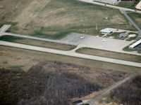 Somerset County Airport (2G9) - closer to the field - by Herb Harris