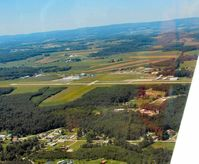 Somerset County Airport (2G9) - Another shot of the field - by Herb Harris