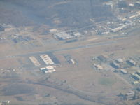 Weide Ahp (aberdeen Proving Ground) Heliport (EDG) - 10,000' enroute to DCA - by Sam Andrews