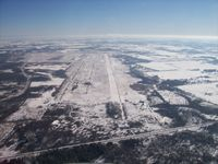 NONE Airport - Richard Bong AFB  Burlington, WI  Closed - by Mark Pasqualino