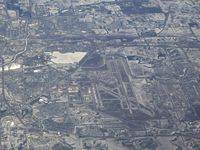 Lincoln Airport (LNK) - Lincoln, NB taken from FL 400 - by Mark Pasqualino