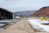Glenwood Springs Municipal Airport (GWS) - South Ramp - by Mark Pasqualino