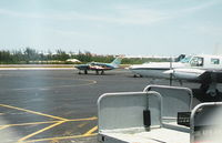 Key West International Airport (EYW) - Key West 2001 - by Florida Metal