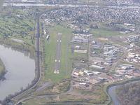 Southwest Washington Regional Airport (KLS) - Kelso-Longview Airport - by Ghery S. Pettit