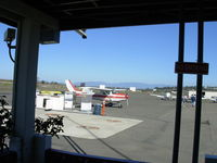 Oceanside Municipal Airport (OKB) - Pict Taken From OKB FBO - by COOL LAST SAMURAI