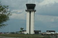 Orlando Sanford International Airport (SFB) - Control Tower - by Mark Pasqualino