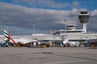 Munich International Airport (Franz Josef Strauß International Airport), Munich Germany (MUC) - Terminal 1 - by Yakfreak - VAP