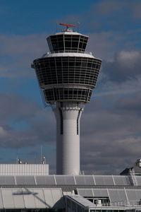 Munich International Airport (Franz Josef Strauß International Airport), Munich Germany (MUC) - Tower - by Yakfreak - VAP
