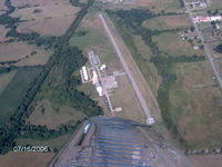 Roy Otten Memorial Airfield Airport (3VS) - Westerly View - by R.P. Smith