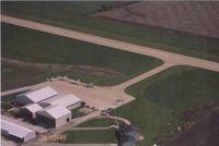 Osceola Municipal Airport (I75) - Ramp @ I75 - by Floyd Taber