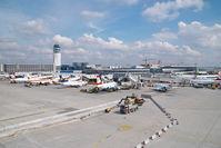 Vienna International Airport, Vienna Austria (VIE) - Airport Overview - by Yakfreak - VAP