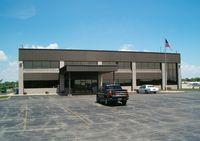 Anderson Muni-darlington Field Airport (AID) - FBO building - by IndyPilot63