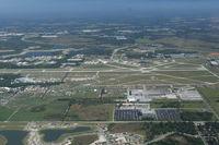 Lakeland Linder Regional Airport (LAL) - Lakeland, FL - by Mark Pasqualino