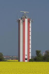 Vienna International Airport, Vienna Austria (LOWW) - Radar tower out of service. - by Stefan Rockenbauer
