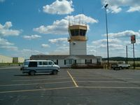Monroe County Airport (BMG) - Tower - by IndyPilot63